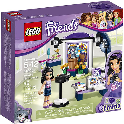 Lego Friends - Emma's Photo Booth