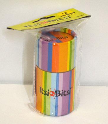24 Mini Coloured Pencils