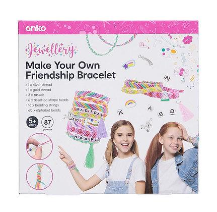 Make Your Own Friendship Bracelet