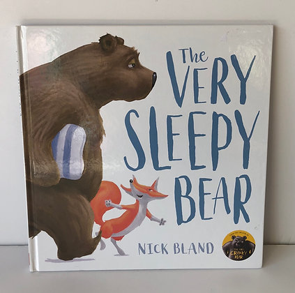 The Very Sleepy Bear by Nick Bland