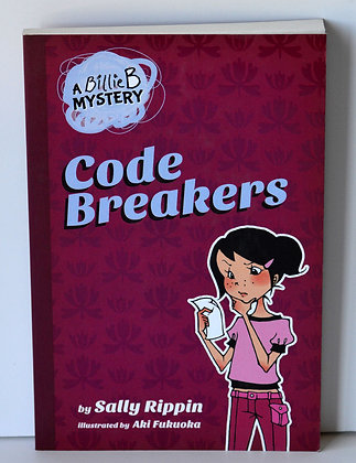 Code Breakers - Sally Rippin