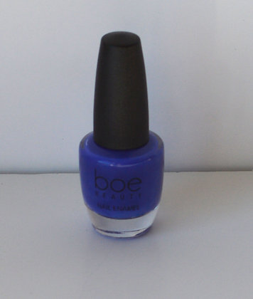 Nail Polish - Deep Blue