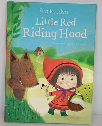 First Readers: Little Red Riding Hood