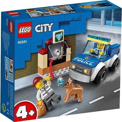 Lego City - Police Dog Unit