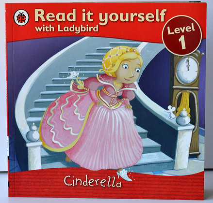 Cinderella - Read it Yourself
