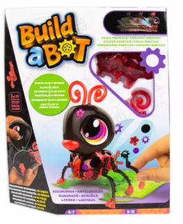 Build a Bot - 25pc Motorised Lady Bug