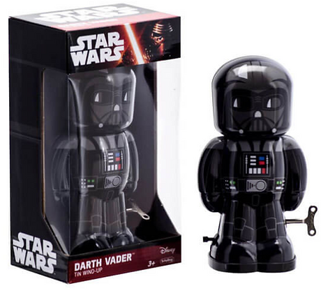 Star Wars Tin Wind Up - Darth Vader