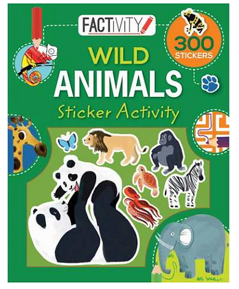 Factivity Wild Animals