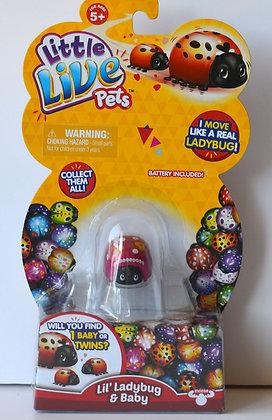 Little Live Pets - Lil' Ladybug & Baby