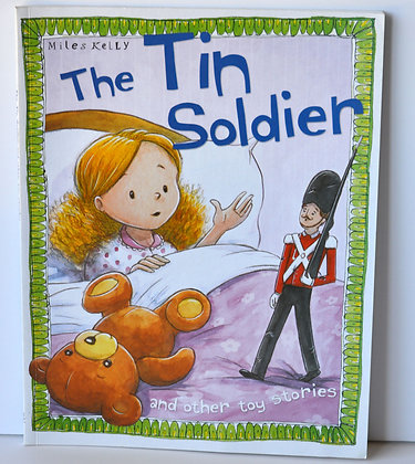 The Tin Soldier & Other Toy Stories
