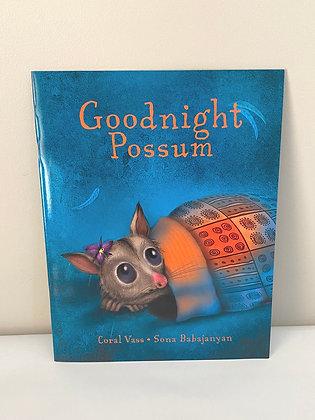 Goodnight Possum