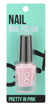 OXX Nail Polish - Pretty in Pink