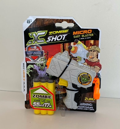 Zombie Shot Micro Dart Blaster