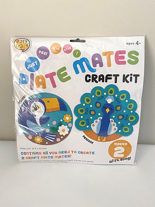 Plate Mates Craft Kit