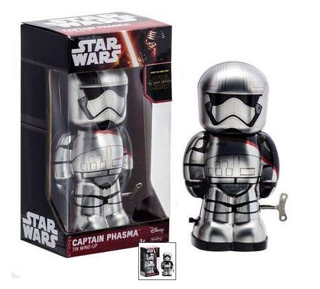 Star Wars Tin Wind Up - Captain Phasma