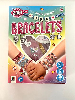 Create Your Own BFF Bracelets