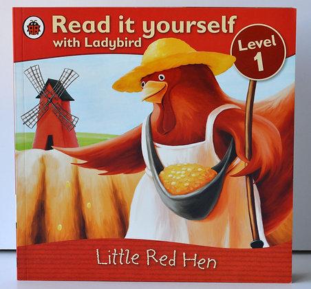 Little Red Hen - Read it Yourself