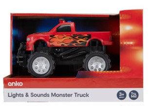 Lights & Sounds Monster Truck