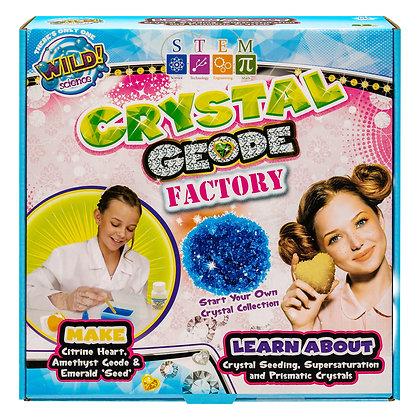 Crystal Geode Factory