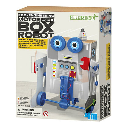 Motorised Box Robot