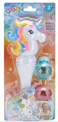 Musical Bubble Unicorn