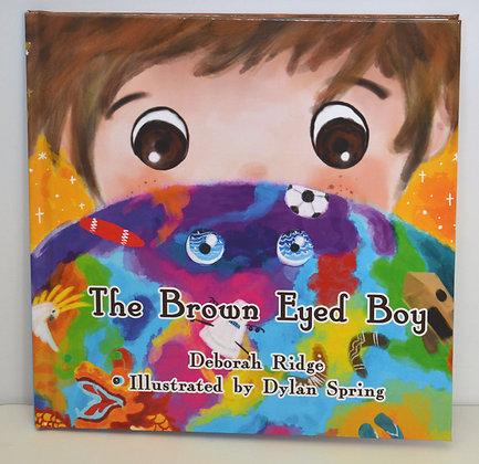The Brown Eyed Boy - Deborah Ridge