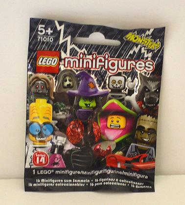 Lego Mini Figures - Monster