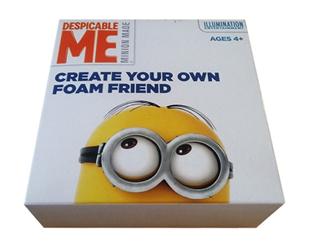 Create Your Own Foam Minion