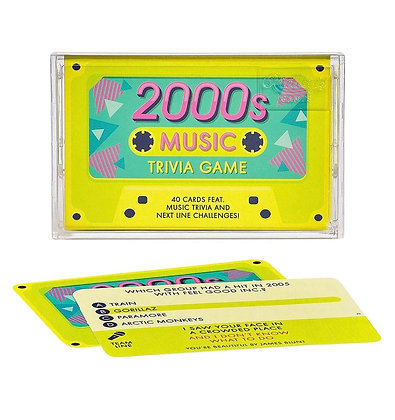 2000s Music Trivia Game