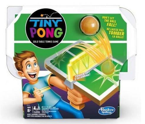 Tiny Ping Pong