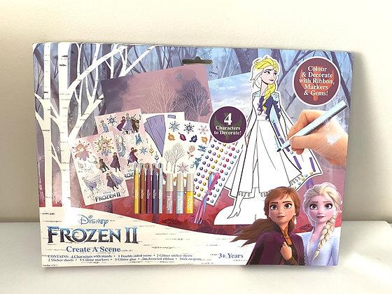 Frozen 2 Create A Scene