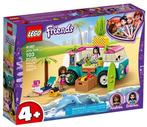 Lego Friends - Juice Truck