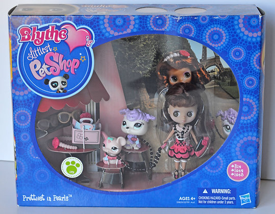 Littlest Pet Shop - Prettiest In Pearls