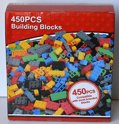 450 Pieces Building Blocks