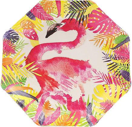 Birthday Theme - Flamingo (Ginger Ray)