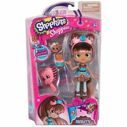 Shopkins Shoppies - Cocolette