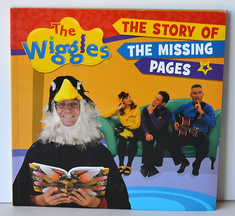 The Wiggles: The Story of the Missing Pages