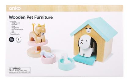 Wooden Pet Furniture