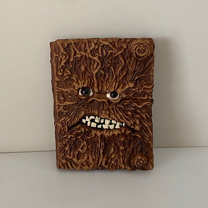 Monster Face Notebook