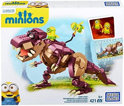 Mega Bloks - Minions, Dino Ride