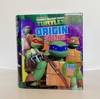 Teenage Mutant Ninja Turtles Origin Stories (in Collectors Tin)
