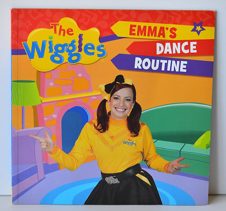 The Wiggles: Emma's Dance Routine
