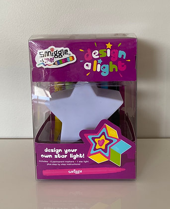 Smiggle Design a Light