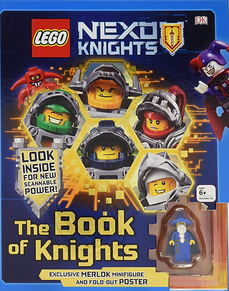 Lego Book of Knights