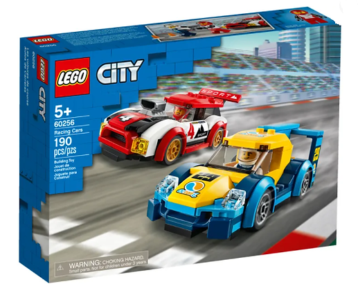 Lego City - Racing Cars