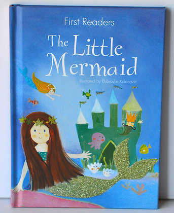 First Readers - The Little Mermaid