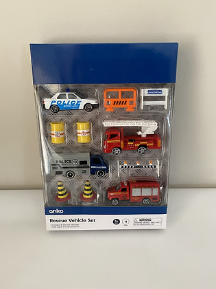 Rescue Vehicle Set