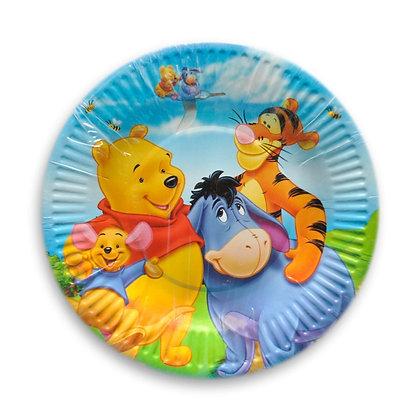 Birthday Theme - Winnie The Pooh