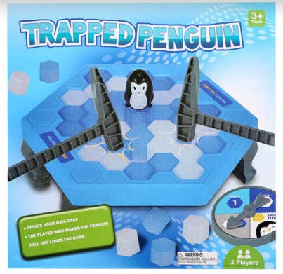 Trapped Penguin Game