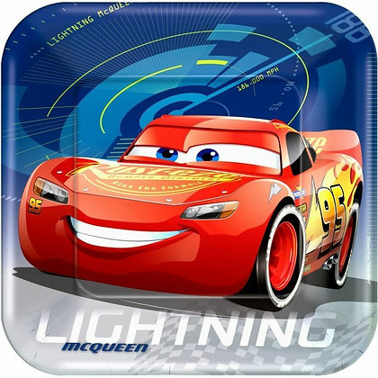 Birthday Theme - Disney Cars